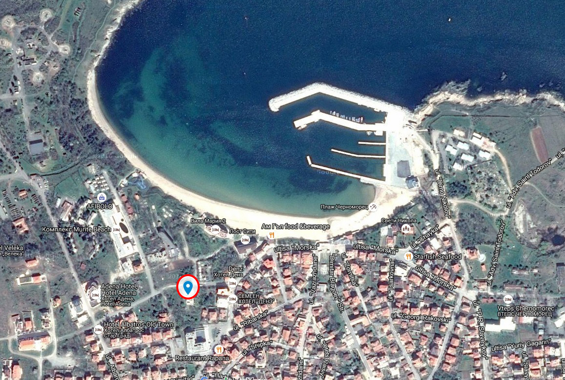 Местоположение на Black Sea Homes