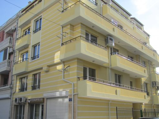 Sredna gora building
