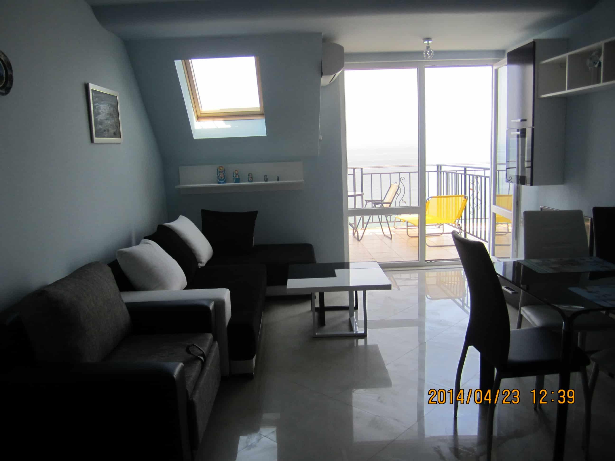 Апратамент 14 Akra apartments